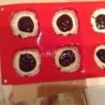 Retete365.RO   Muffins cu inima de ciocolata   reteta de pe site ul oficial Dukan   Sa bucatarim cu Leta